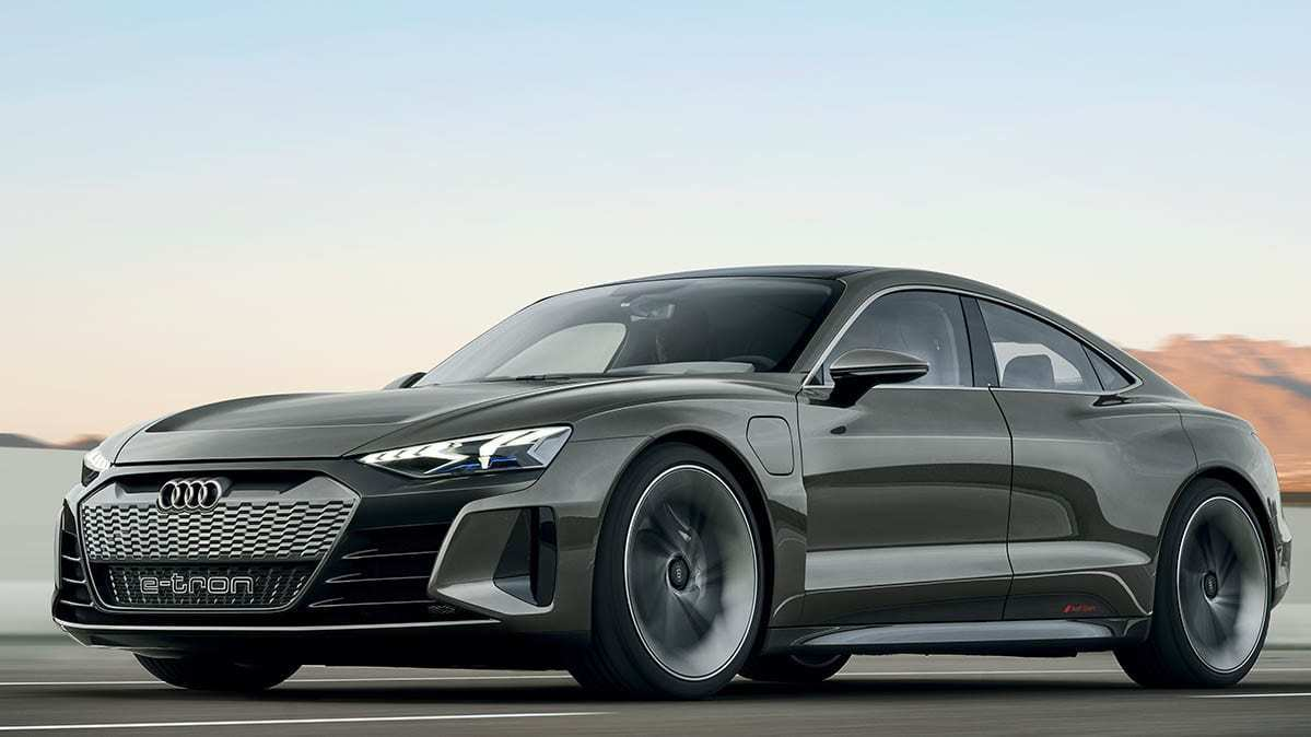 87 Concept of 2019 Audi Electric Car Exterior with 2019 Audi Electric Car
