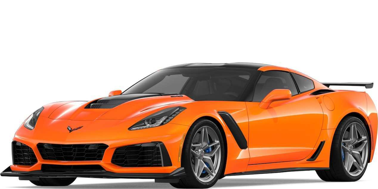 87 Concept of 2019 Chevrolet Corvette Zr1 New Concept with 2019 Chevrolet Corvette Zr1