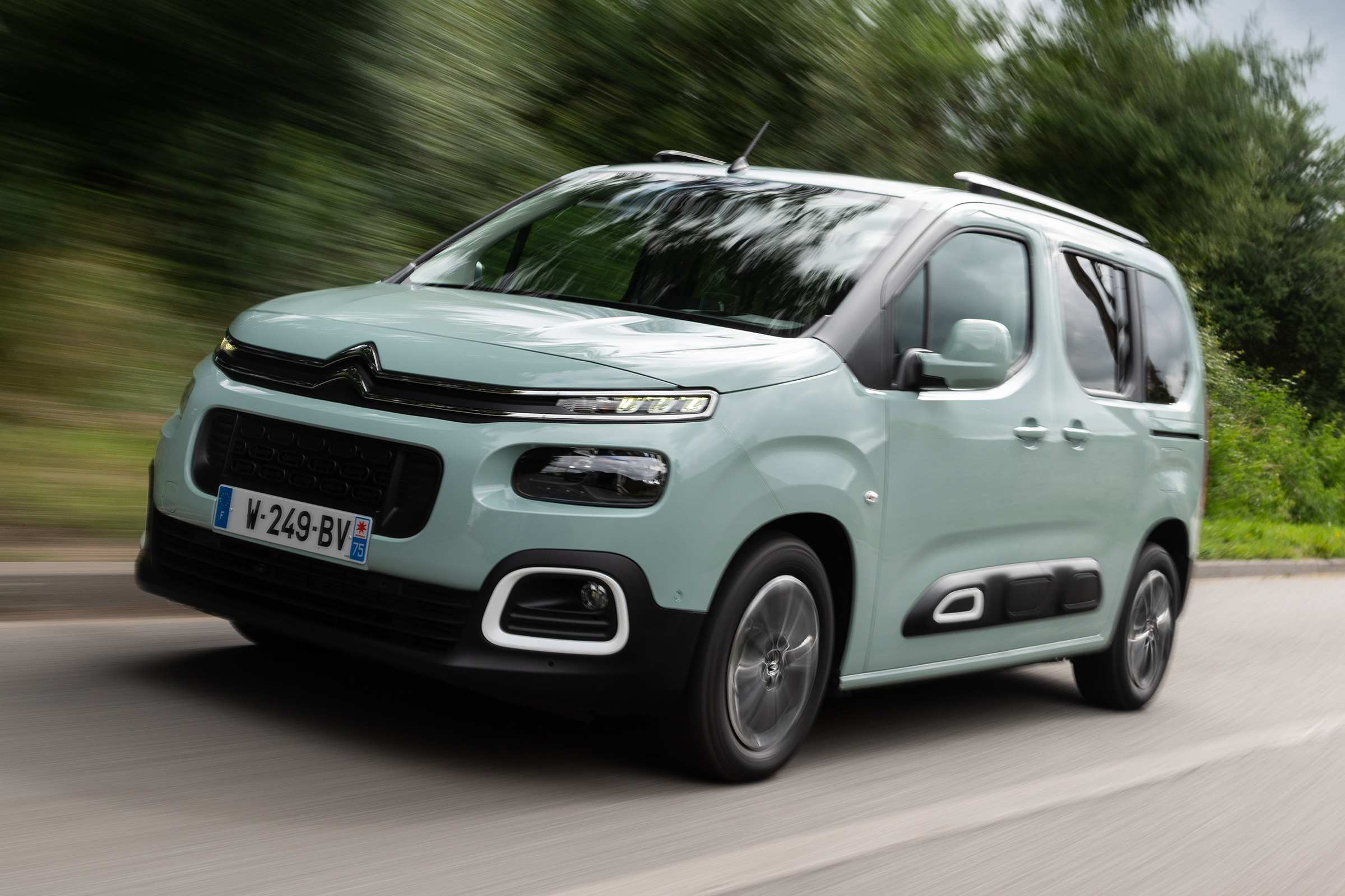 87 Concept of 2019 Citroen Berlingo Spy Shoot for 2019 Citroen Berlingo