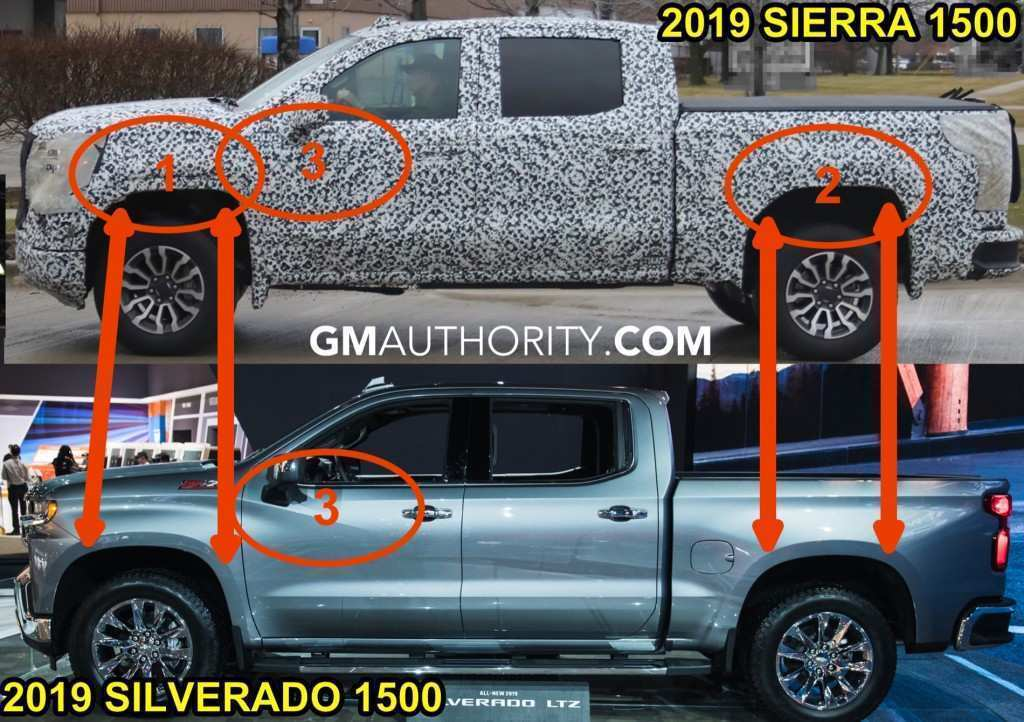 87 Concept of 2019 Gmc Vs Silverado Specs and Review for 2019 Gmc Vs Silverado