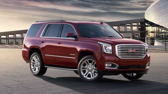 87 Concept of 2019 Gmc Yukon Specs and Review by 2019 Gmc Yukon