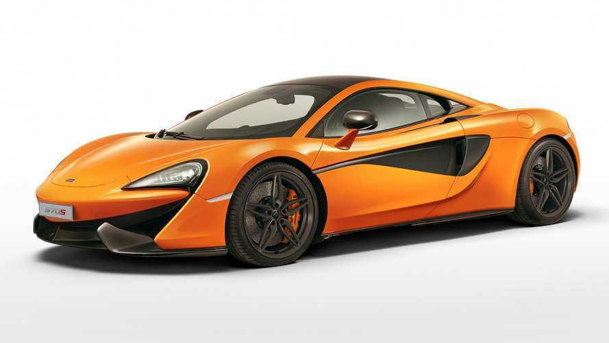 87 Concept of 2020 Mclaren 570S Engine with 2020 Mclaren 570S