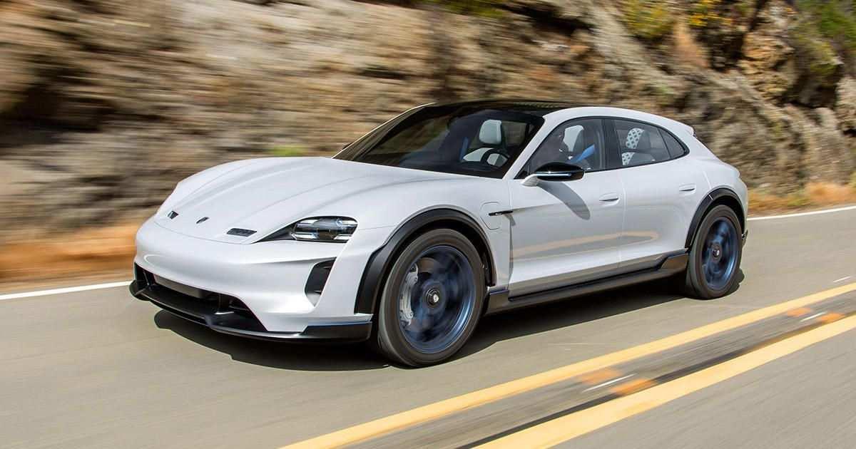 87 Concept of 2020 Porsche Taycan Reviews by 2020 Porsche Taycan