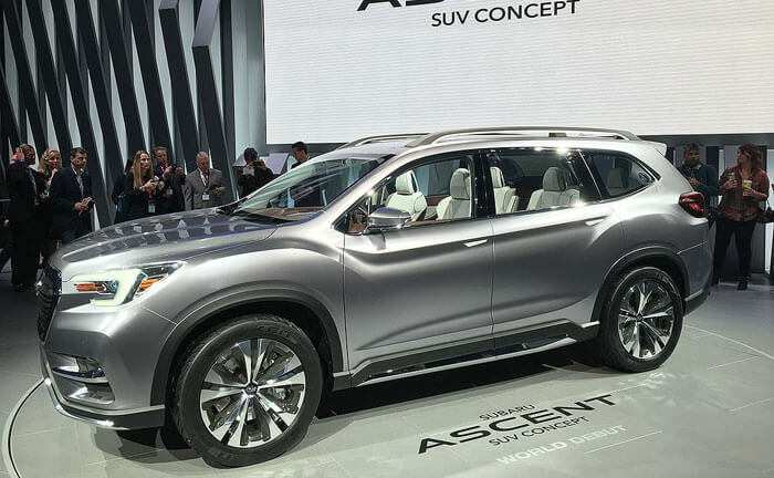 87 Concept of 2020 Subaru Ascent History for 2020 Subaru Ascent