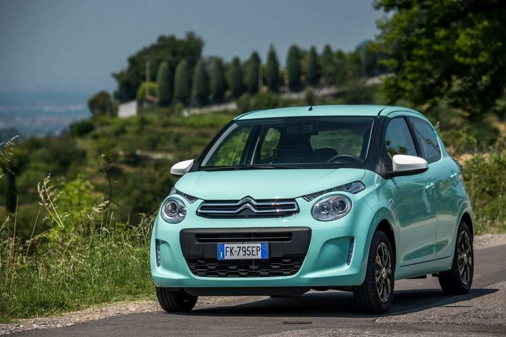 87 Concept of Citroen C1 2020 Redesign and Concept with Citroen C1 2020