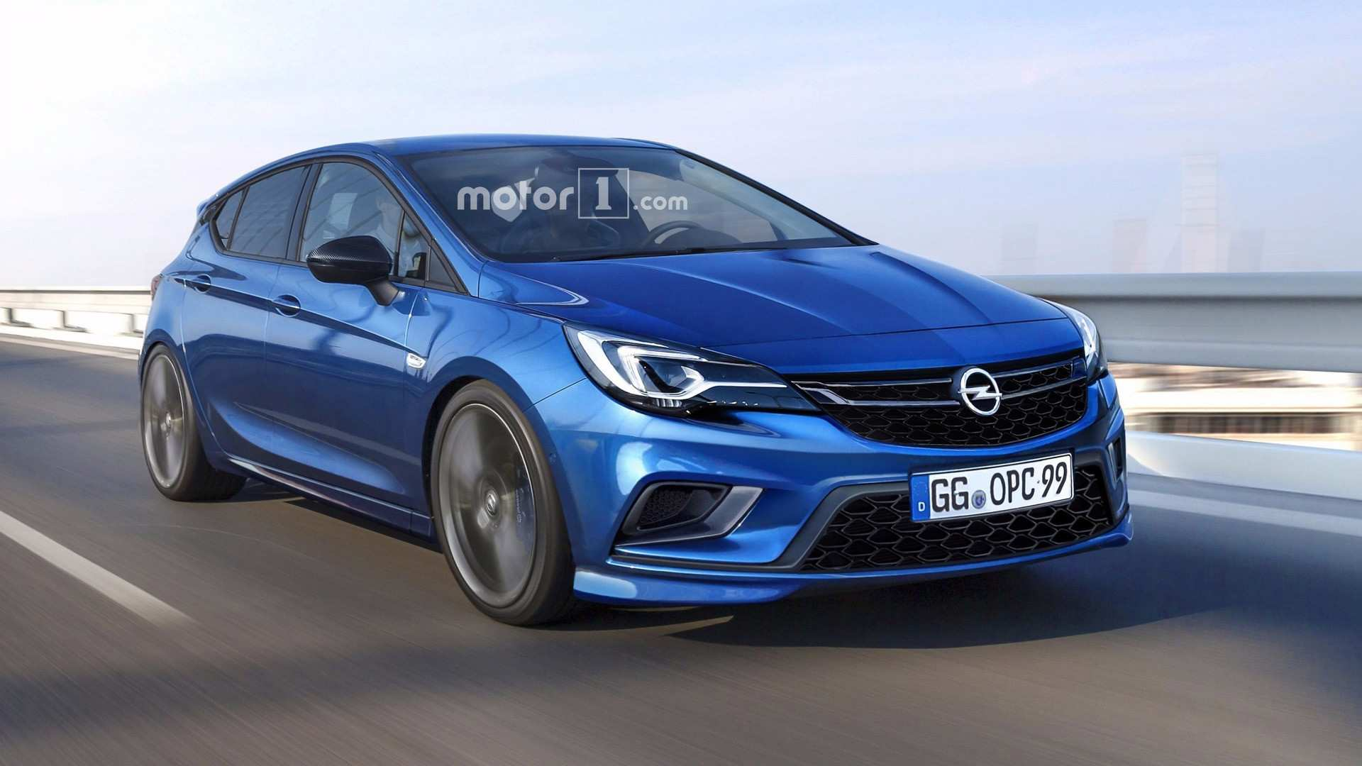87 Concept of Opel Opc 2020 Release for Opel Opc 2020