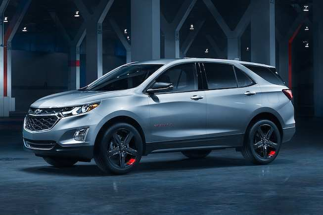 87 Gallery of 2019 Chevrolet Vehicles Interior for 2019 Chevrolet Vehicles