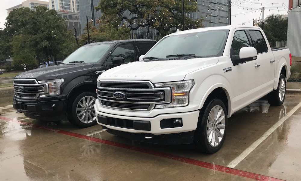 87 Gallery of 2019 Ford Pickup Specs and Review with 2019 Ford Pickup