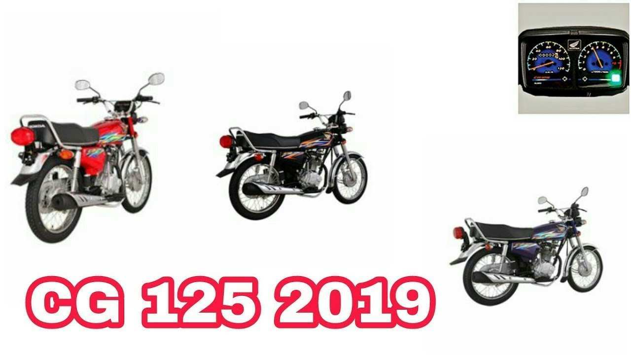 87 Gallery of 2019 Honda 125 Redesign and Concept with 2019 Honda 125