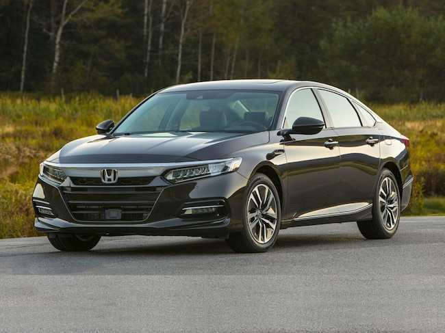 87 Gallery of 2019 Honda Accord Hybrid Pricing for 2019 Honda Accord Hybrid