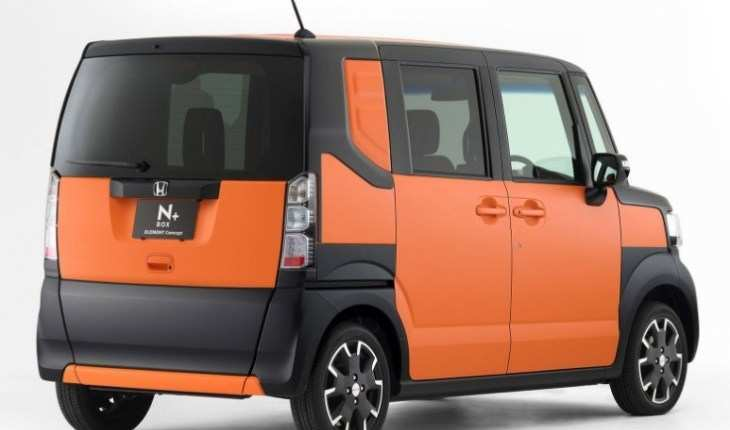 87 Gallery of 2019 Honda Element Spesification with 2019 Honda Element
