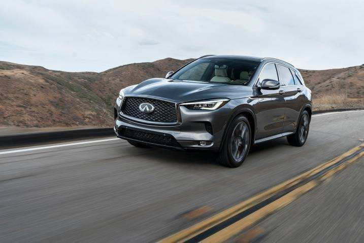 87 Gallery of 2019 Infiniti Qx50 Redesign Concept with 2019 Infiniti Qx50 Redesign