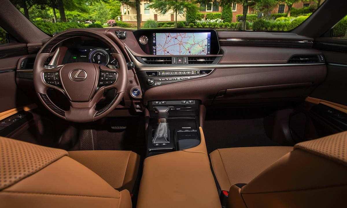 87 Gallery of 2019 Lexus Es Interior Spesification for 2019 Lexus Es Interior