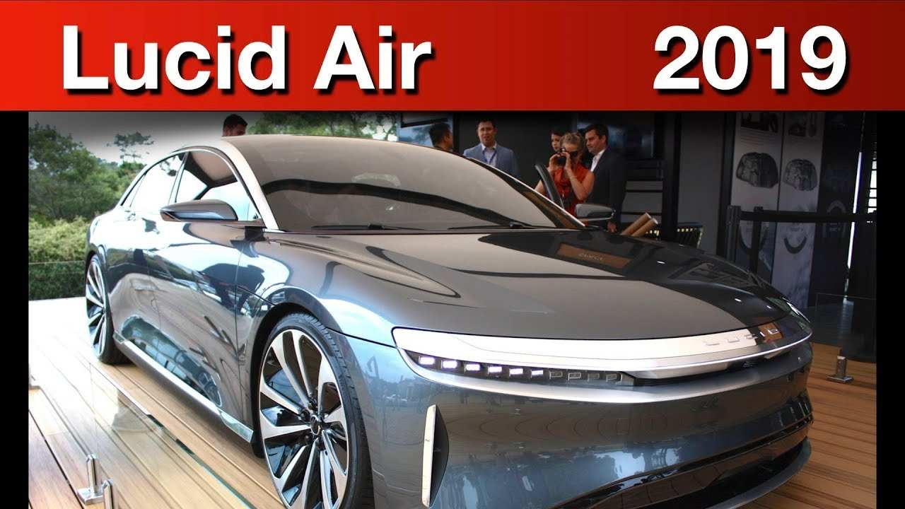 87 Gallery of 2019 Tesla Lucid Redesign and Concept with 2019 Tesla Lucid