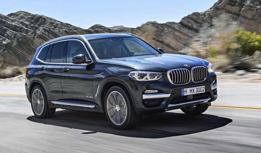 87 Gallery of 2020 Bmw X3 Electric Spy Shoot with 2020 Bmw X3 Electric