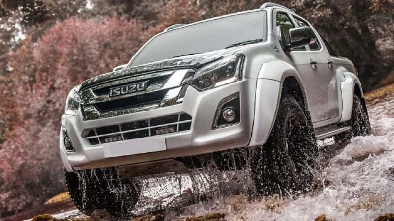 87 Gallery of 2020 Isuzu Spy Shoot with 2020 Isuzu
