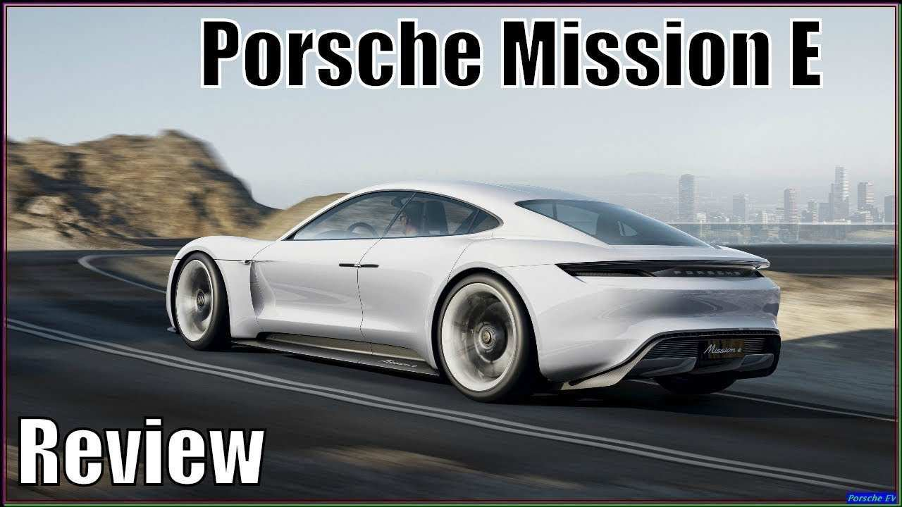 87 Gallery of 2020 Porsche Electric Car Picture with 2020 Porsche Electric Car