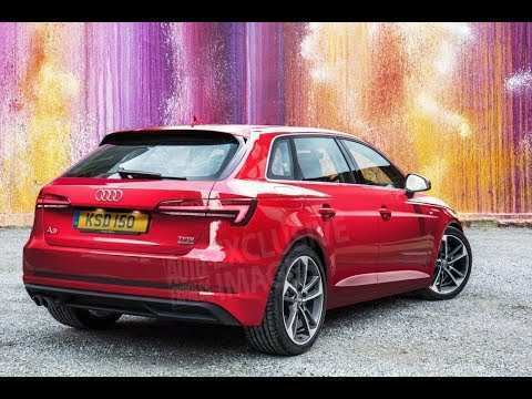 87 Gallery of New 2019 Audi A3 Model for New 2019 Audi A3