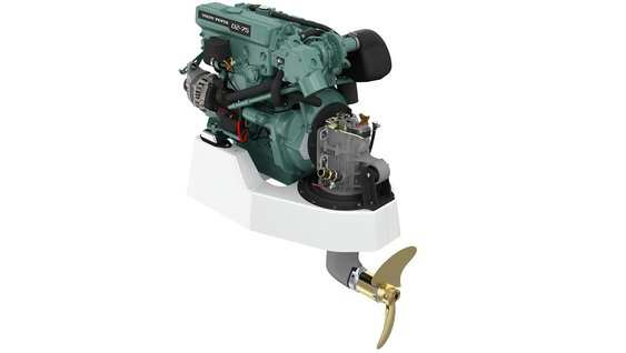 87 Gallery of Volvo Penta 2020 Saildrive Model with Volvo Penta 2020 Saildrive