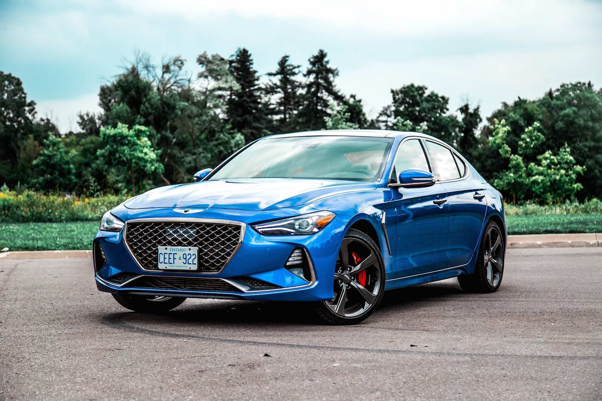 87 Great 2019 Genesis G70 Review Images with 2019 Genesis G70 Review