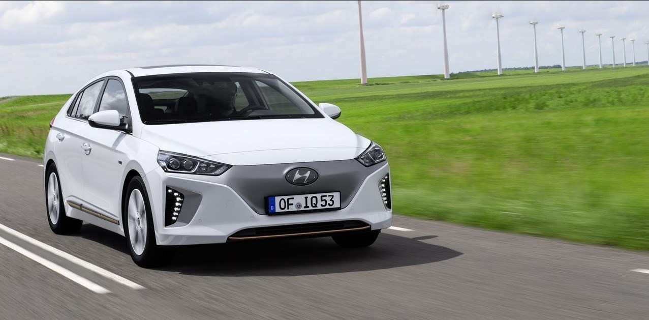 87 Great 2019 Hyundai Ioniq Electric Exterior and Interior with 2019 Hyundai Ioniq Electric