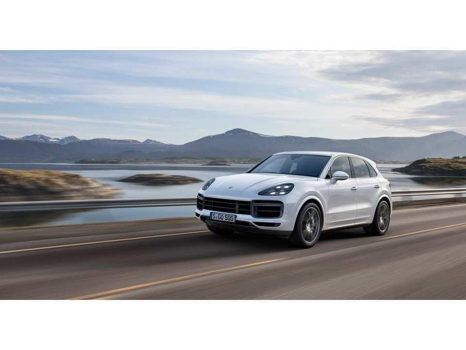 87 Great 2019 Porsche Truck Release for 2019 Porsche Truck