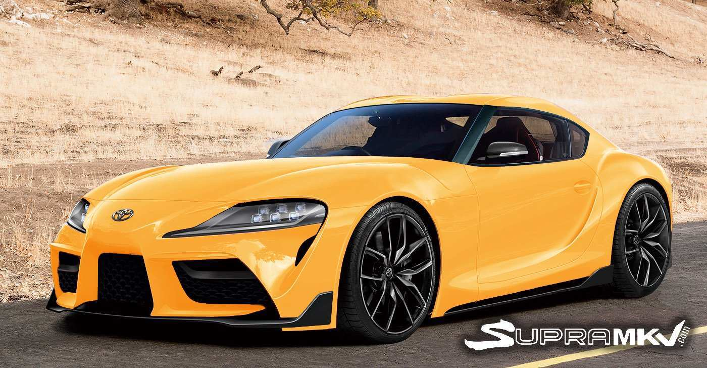 87 Great 2019 Toyota Supra Update Review with 2019 Toyota Supra Update