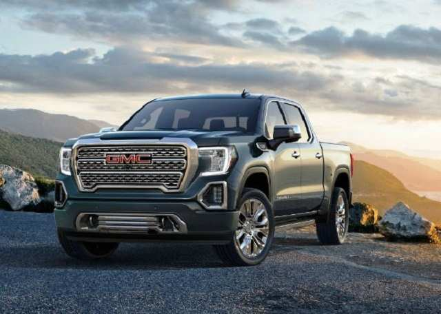 87 Great 2020 Gmc 2500 Release Date with 2020 Gmc 2500