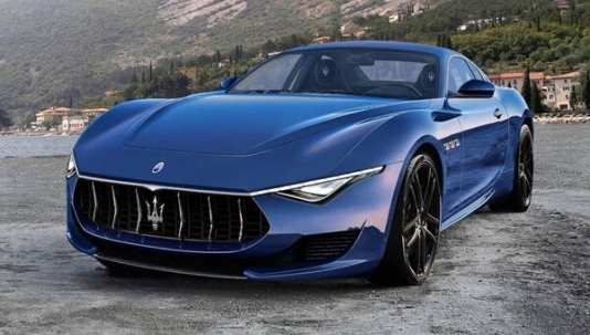 87 Great 2020 Maserati Specs and Review for 2020 Maserati
