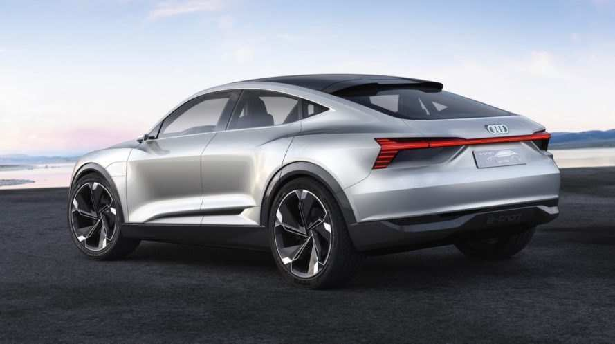 87 New 2019 Audi Electric Car Style for 2019 Audi Electric Car