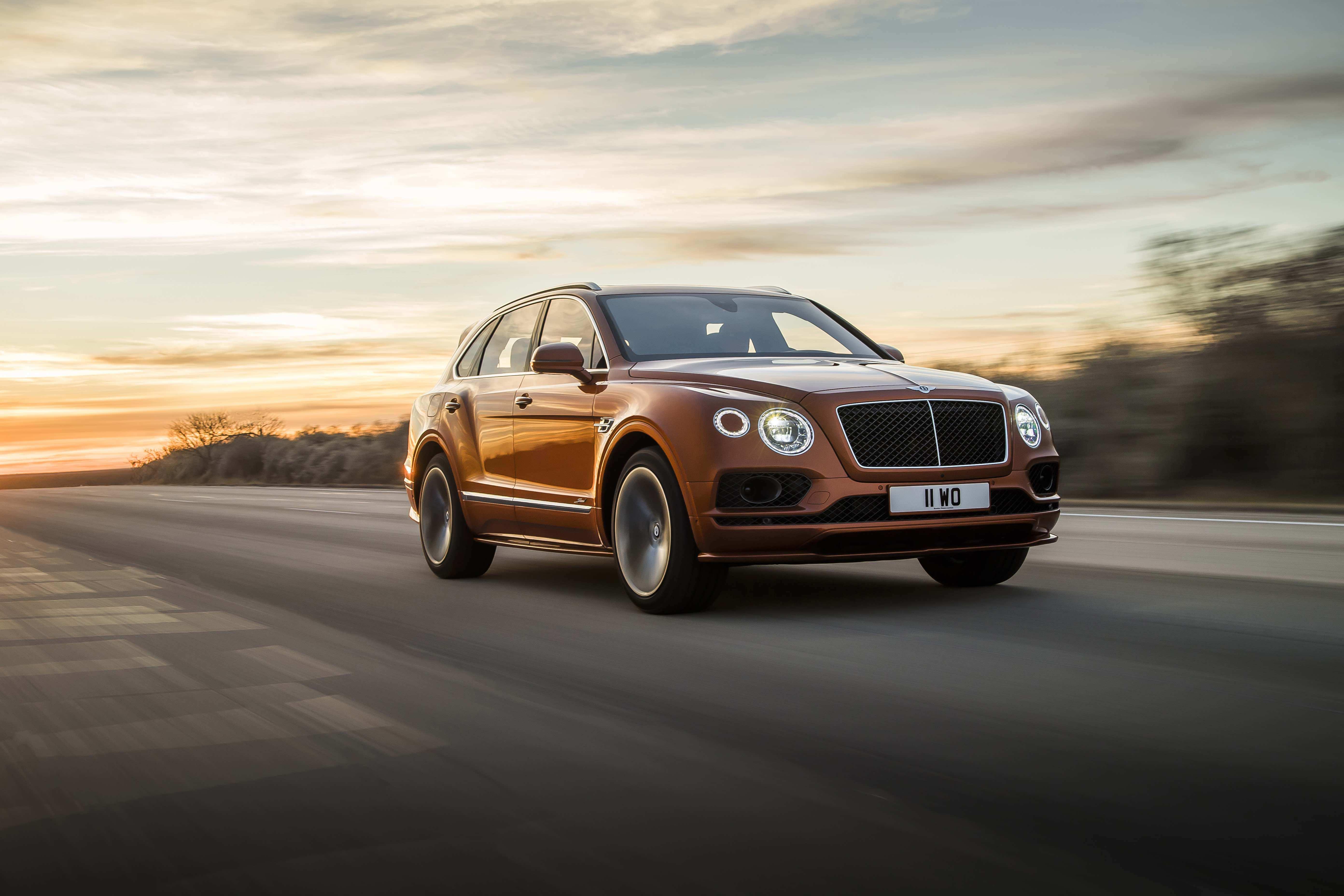 87 New 2019 Bentley Bentayga Release Date Speed Test by 2019 Bentley Bentayga Release Date