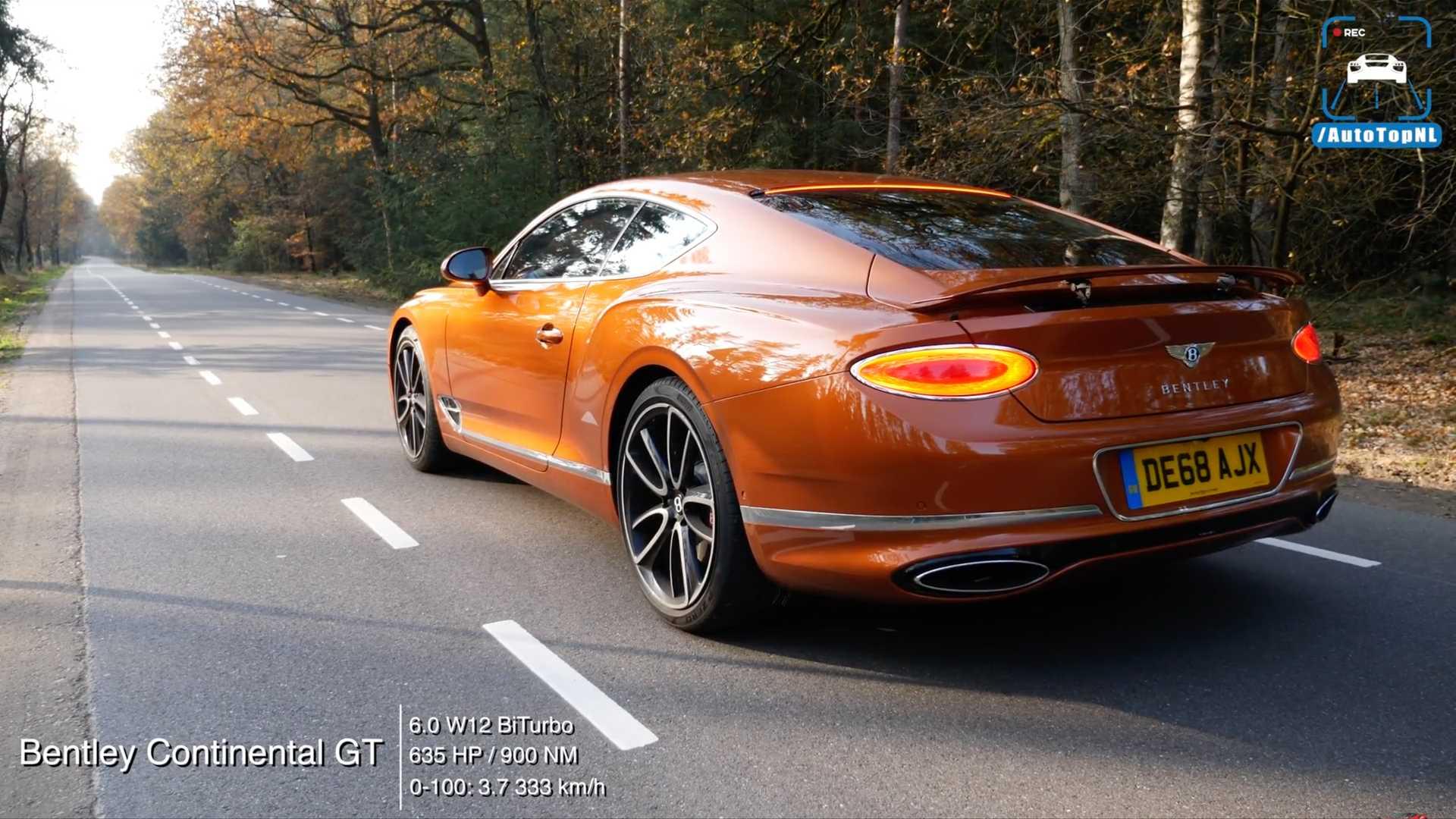 87 New 2019 Bentley Review with 2019 Bentley
