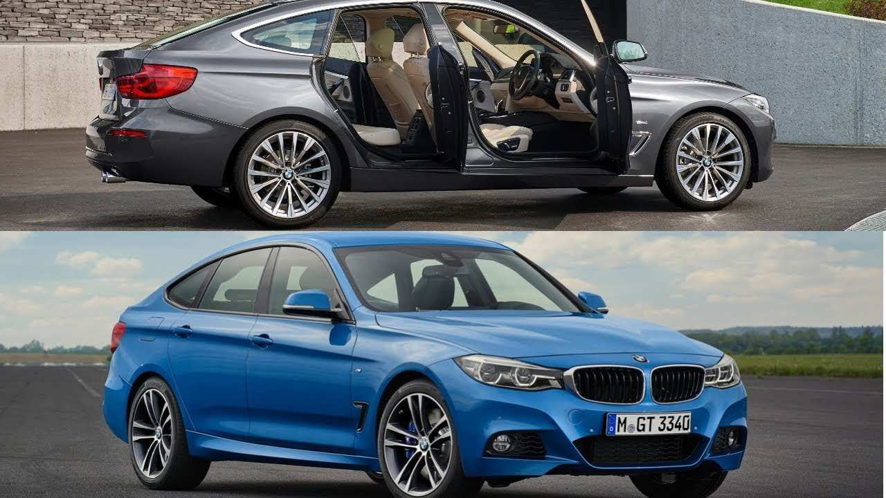 87 New 2019 Bmw 3 Series Gt Redesign by 2019 Bmw 3 Series Gt