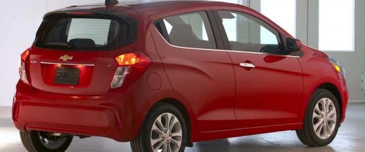 87 New 2019 Chevrolet Spark Engine with 2019 Chevrolet Spark