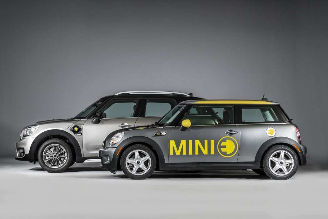 87 New 2019 Electric Mini Cooper History for 2019 Electric Mini Cooper