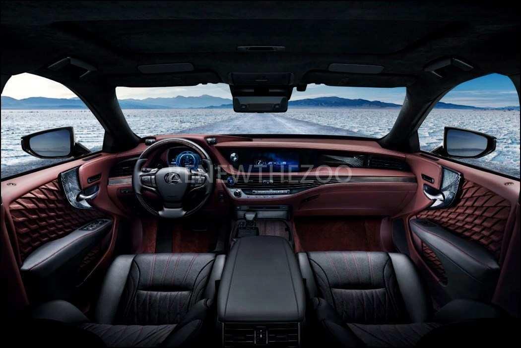 87 New 2019 Lexus Ls Price First Drive with 2019 Lexus Ls Price
