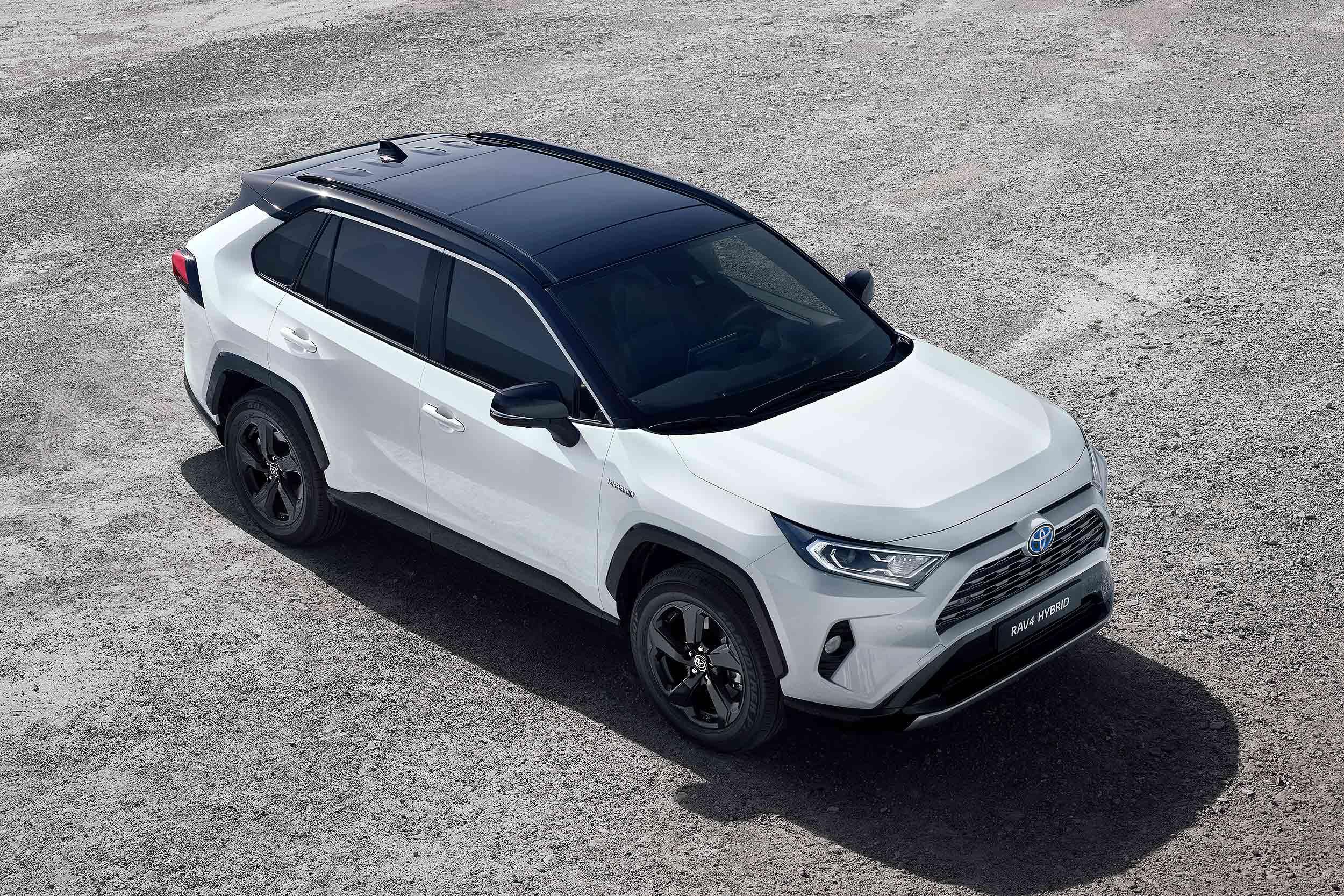 87 New 2019 Toyota Rav4 Hybrid Specs History with 2019 Toyota Rav4 Hybrid Specs