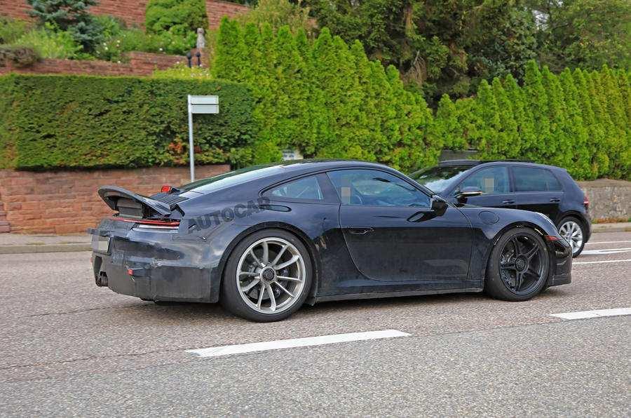 87 New 2020 Porsche 911 Gt3 Pictures with 2020 Porsche 911 Gt3
