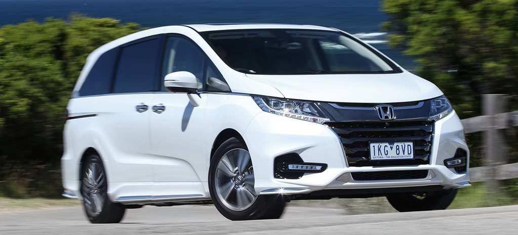 87 New Honda Odyssey 2019 Australia Pricing with Honda Odyssey 2019 Australia