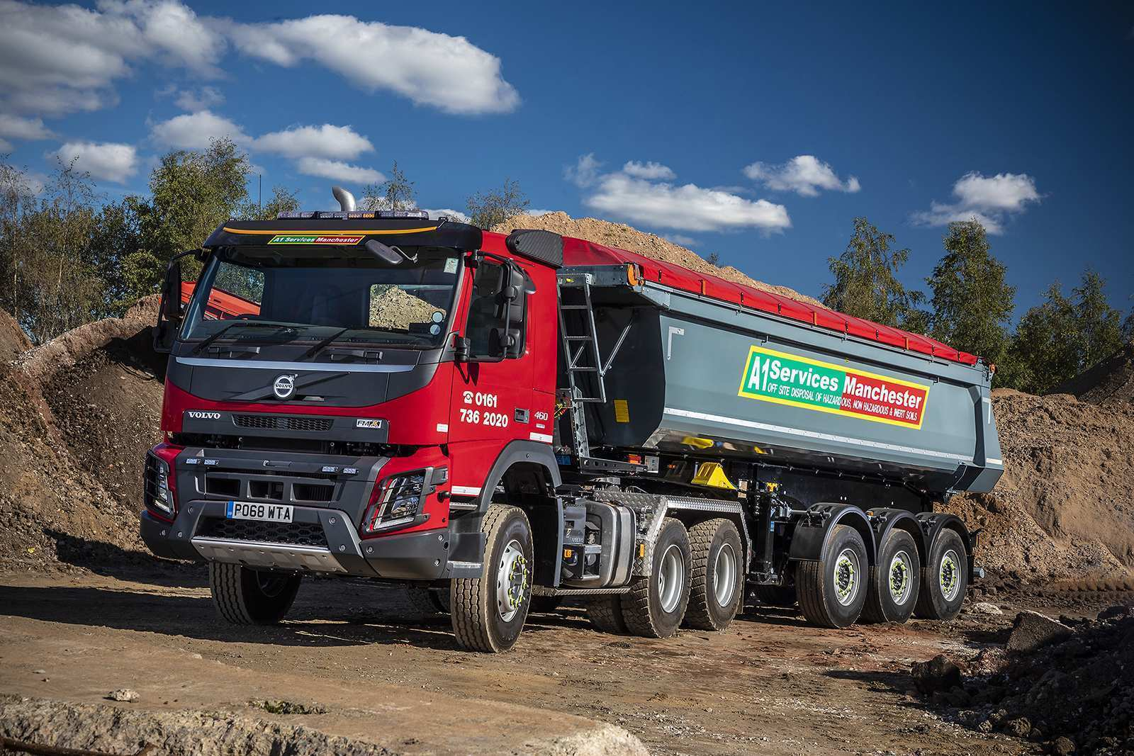 87 New Volvo Fmx 2020 Specs by Volvo Fmx 2020