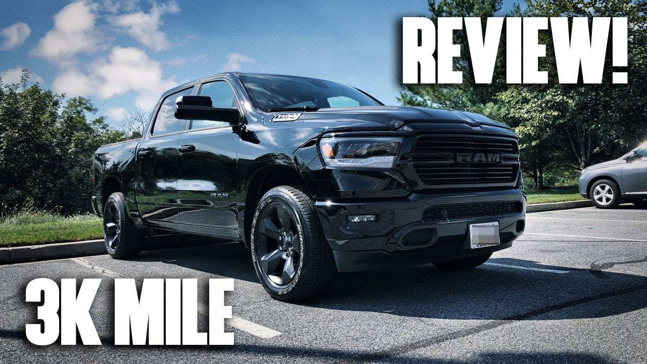 87 The 2019 Dodge Ram 1500 Review Specs for 2019 Dodge Ram 1500 Review