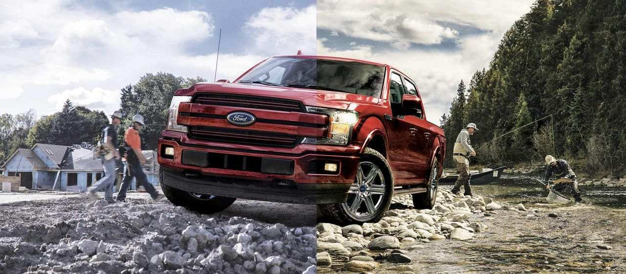 87 The 2019 Ford F150 First Drive with 2019 Ford F150