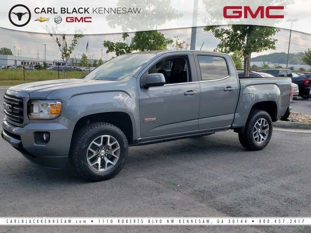 87 The 2019 Gmc Canyon All Terrain Redesign with 2019 Gmc Canyon All Terrain
