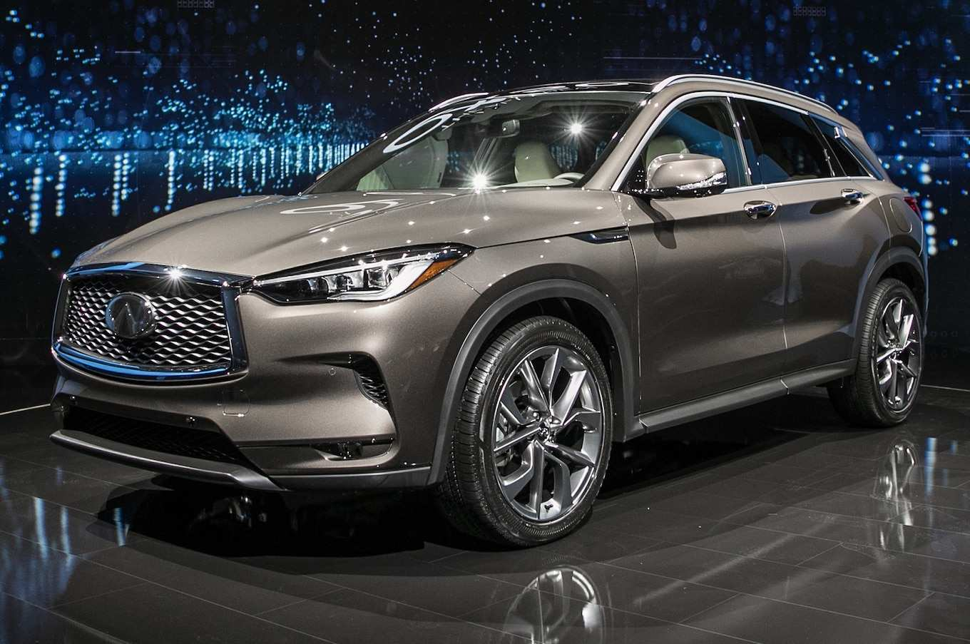 87 The 2019 Infiniti Qx50 Crossover Overview with 2019 Infiniti Qx50 Crossover