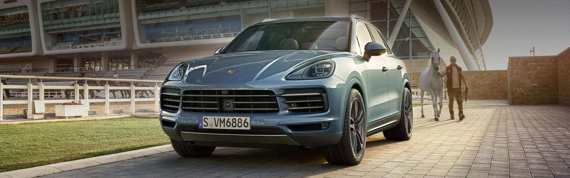 87 The 2019 Porsche Cayenne Standard Features Release with 2019 Porsche Cayenne Standard Features