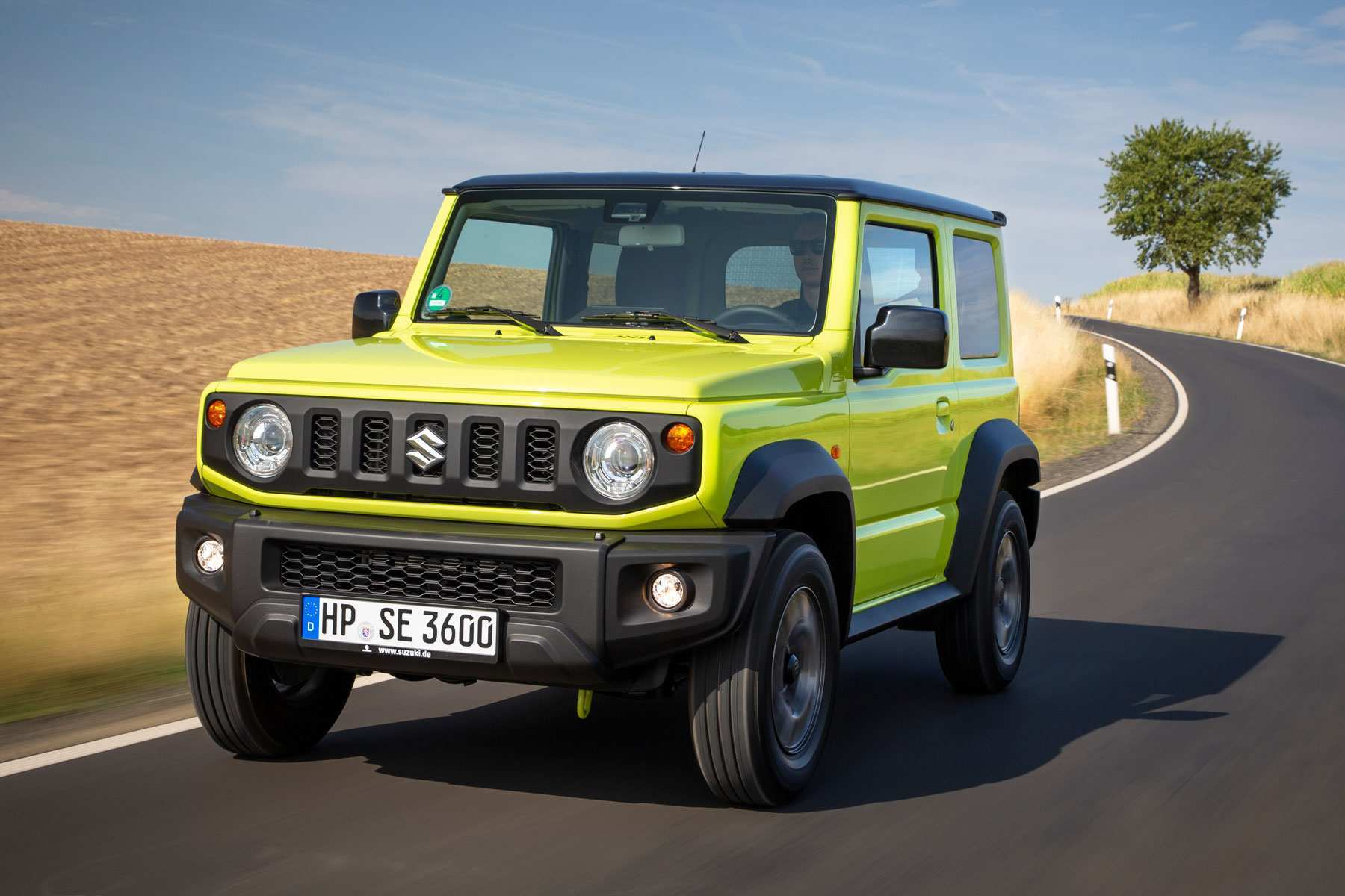 87 The New 2019 Suzuki Jimny History with New 2019 Suzuki Jimny