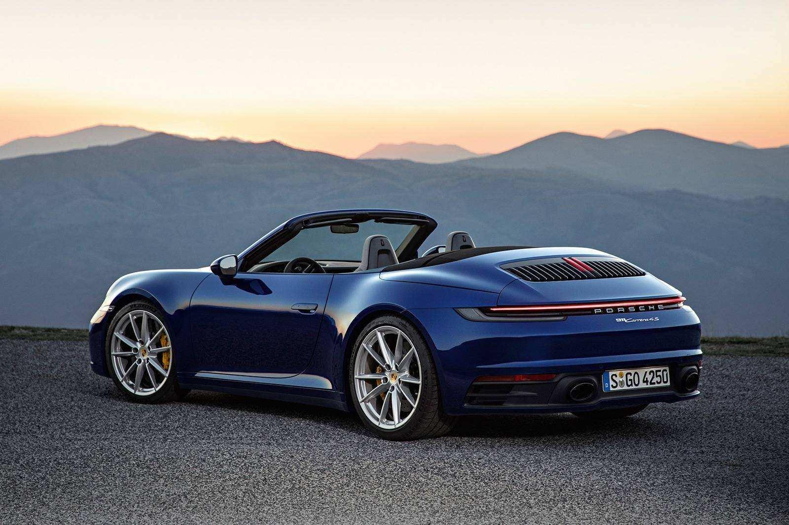 87 The Porsche Targa 2020 Release with Porsche Targa 2020