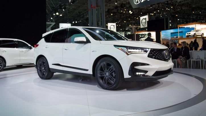88 All New 2019 Acura Usa Redesign for 2019 Acura Usa