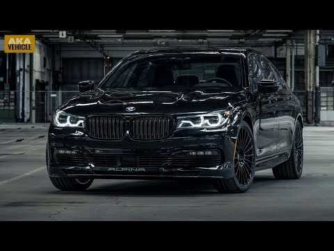 88 All New 2019 Bmw Alpina B7 Exterior by 2019 Bmw Alpina B7