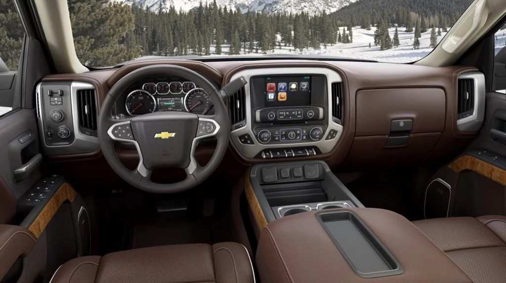 88 All New 2019 Chevrolet High Country Interior New Concept for 2019 Chevrolet High Country Interior